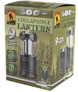 SWAT Tactical Collapsible Lantern 2-Pack