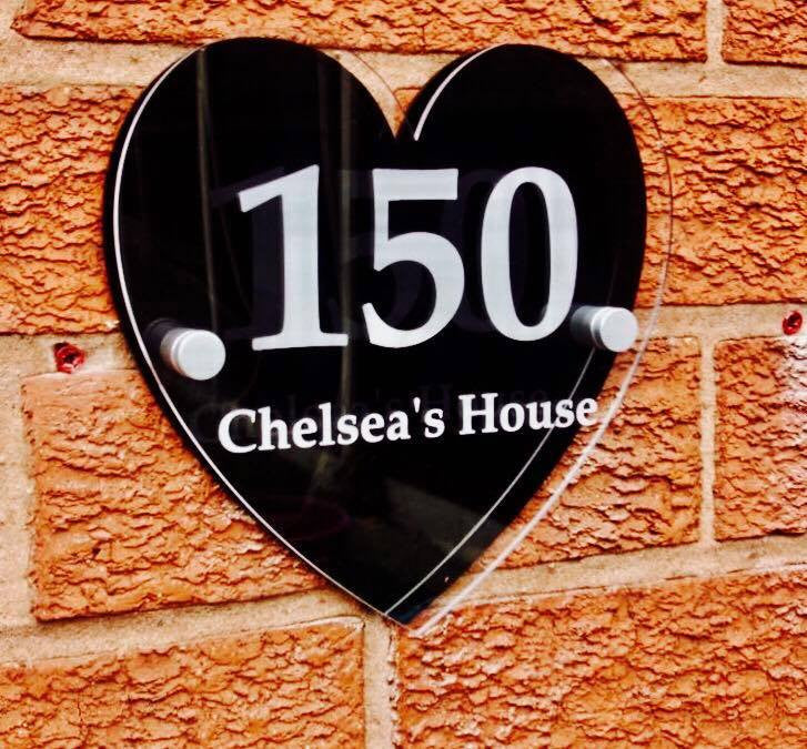 Personalised Front Door House Sign Heart Shape & Personalised Front Door House Sign Heart Shape u2013 etcherslimited