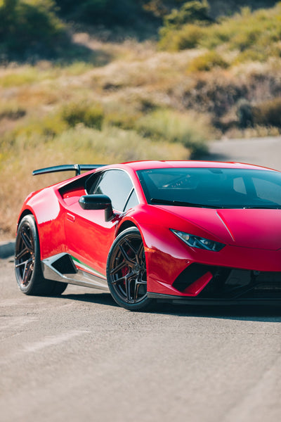 Lamborghini Huracan Performante x MR-100R Mono