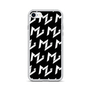 MV Rain - iPhone Case Black