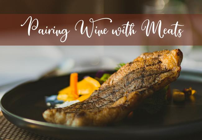 Pairing Wines With Meat