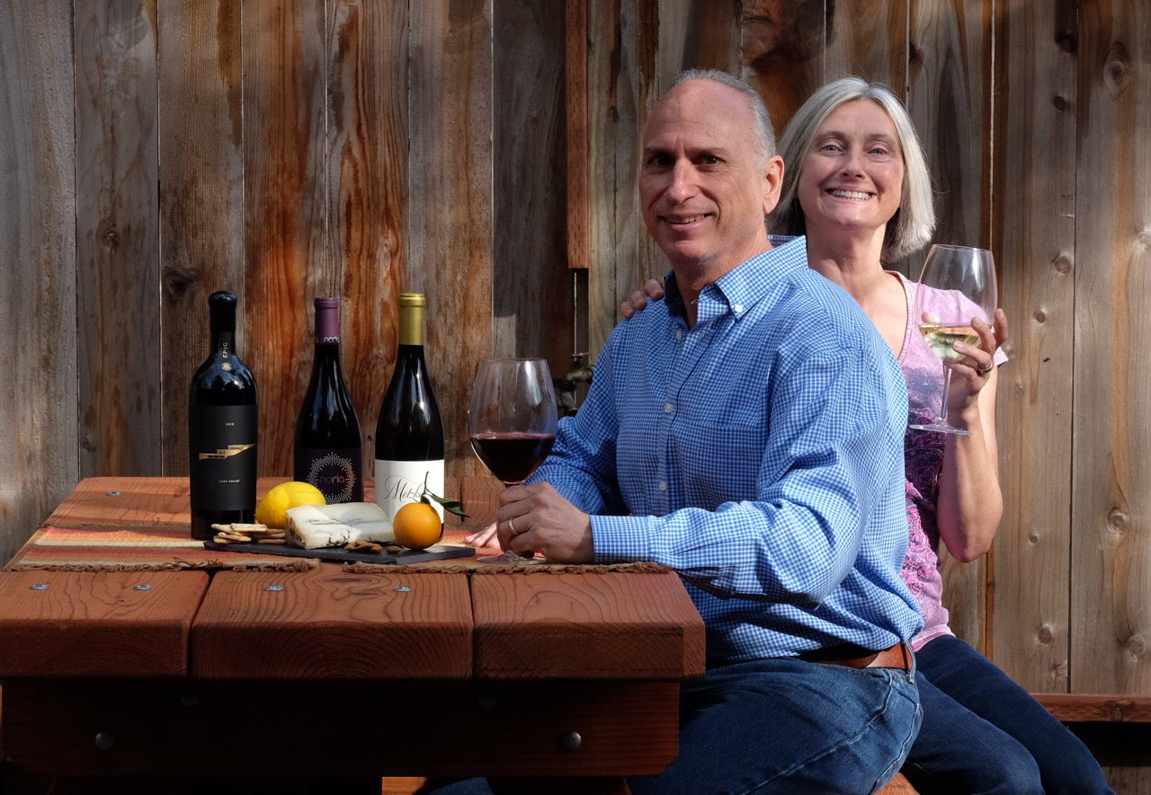 Wildcrafted Wines Travelfood Curated Wines Laura & Terry