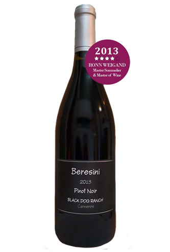 BERESINI VINEYARDS Pinot Noir, Carneros Travelfood Curated Wines