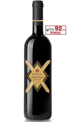 HIGHLANDS Cabernet Sauvignon, Oak Knoll - 2009 Closeout Sale