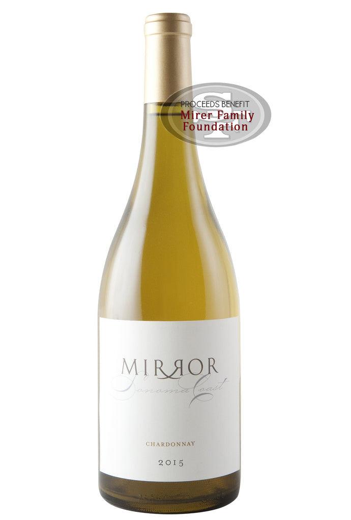 MIRROR Chardonnay, Sonoma Coast Travelfood Wines