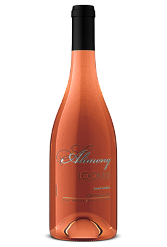 Loomis Wines, Alimony Red White Rose, Rhone blend, travelfood.com, Napa wildcraftedwines.com