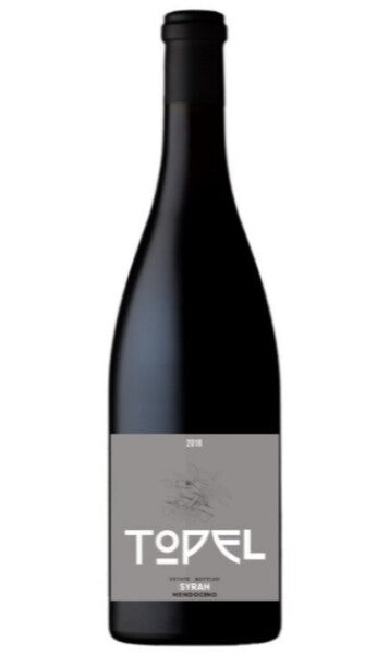 TOPEL WINES Estate Syrah Noir, Mendocino