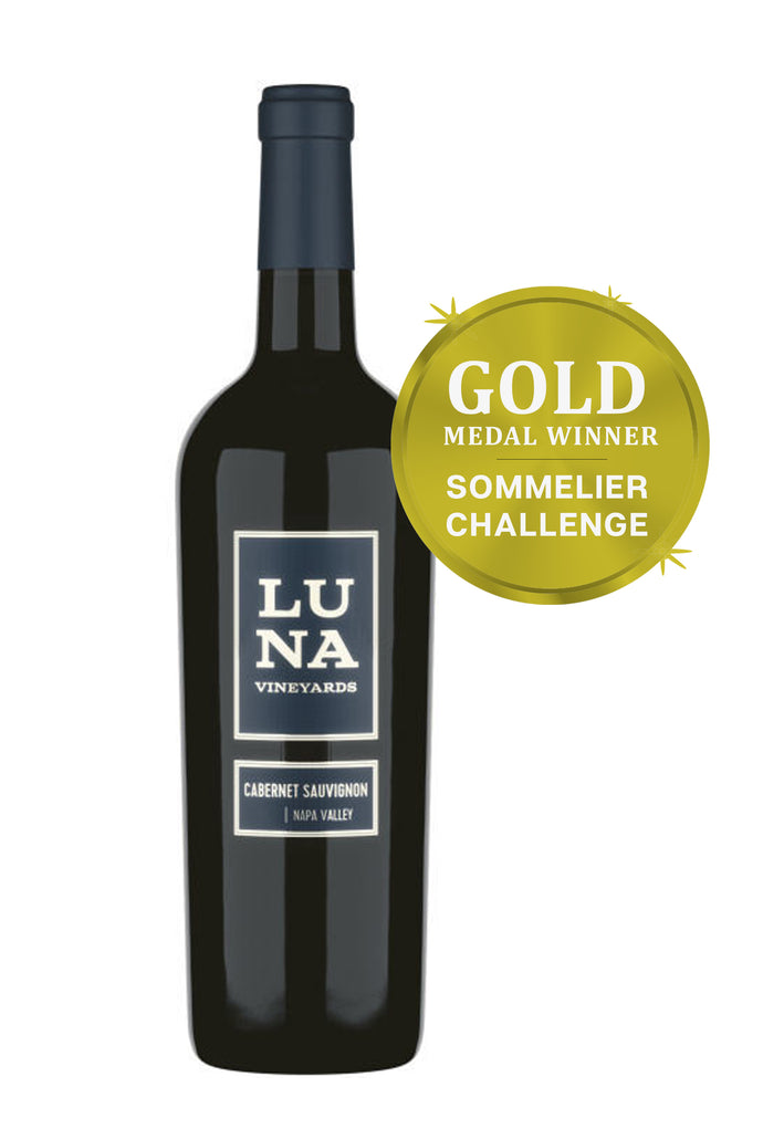 L U N A 'Blue Label' Cabernet Sauvignon, Napa Travelfood Curated Wines