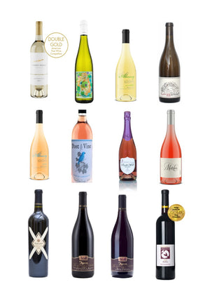 travelfood curated wines wine club free shipping yountville winerie Yount Ridge Cellars Metzker Highlands stella rosa