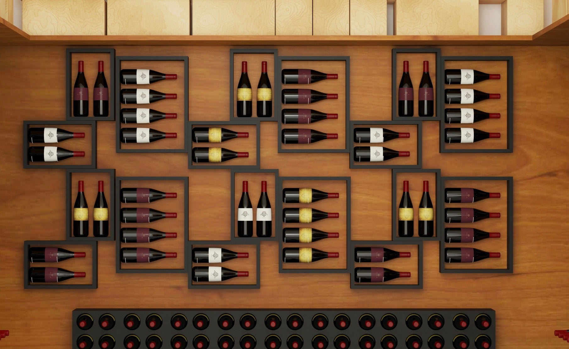 Wine Cellar Curation travelfood curated wines wildcraftedwines