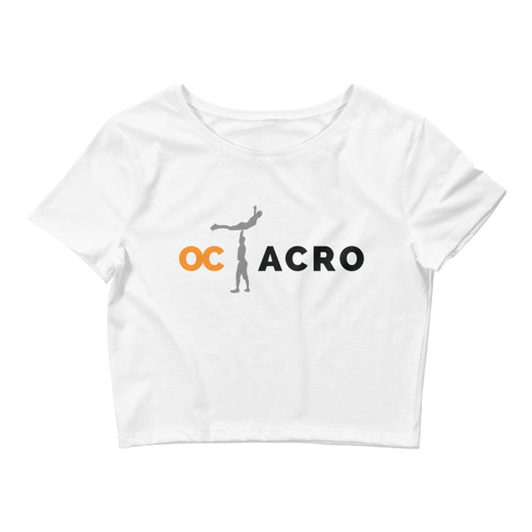 OC Acro Women's Light Crop Tee
