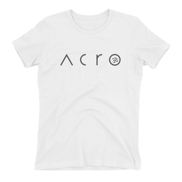 Acro Yoga Traditional  Women's t-shirt