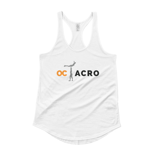 OC Acro Ladies' Shirttail Light Tank