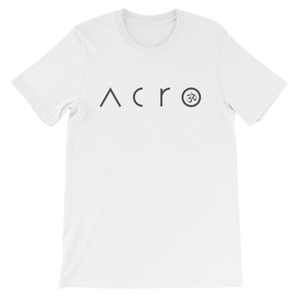 Acro Yoga Traditional Short-Sleeve Unisex T-Shirt