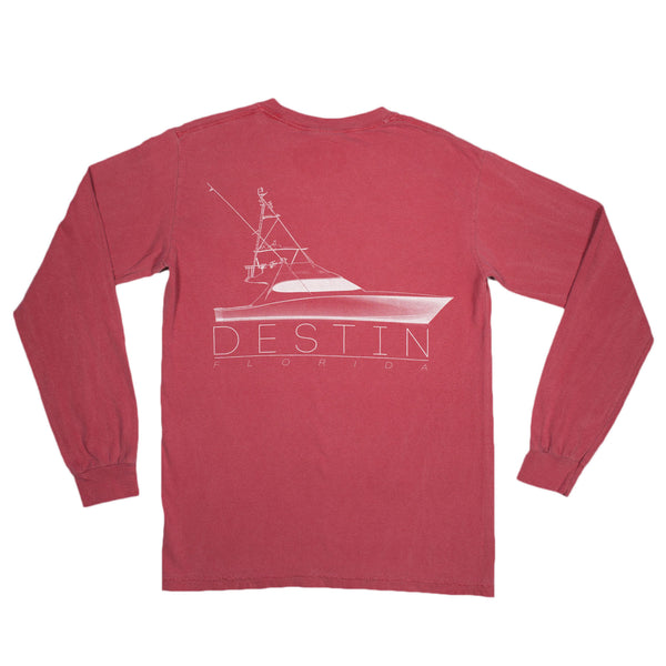 Sport Fisher Long Sleeve