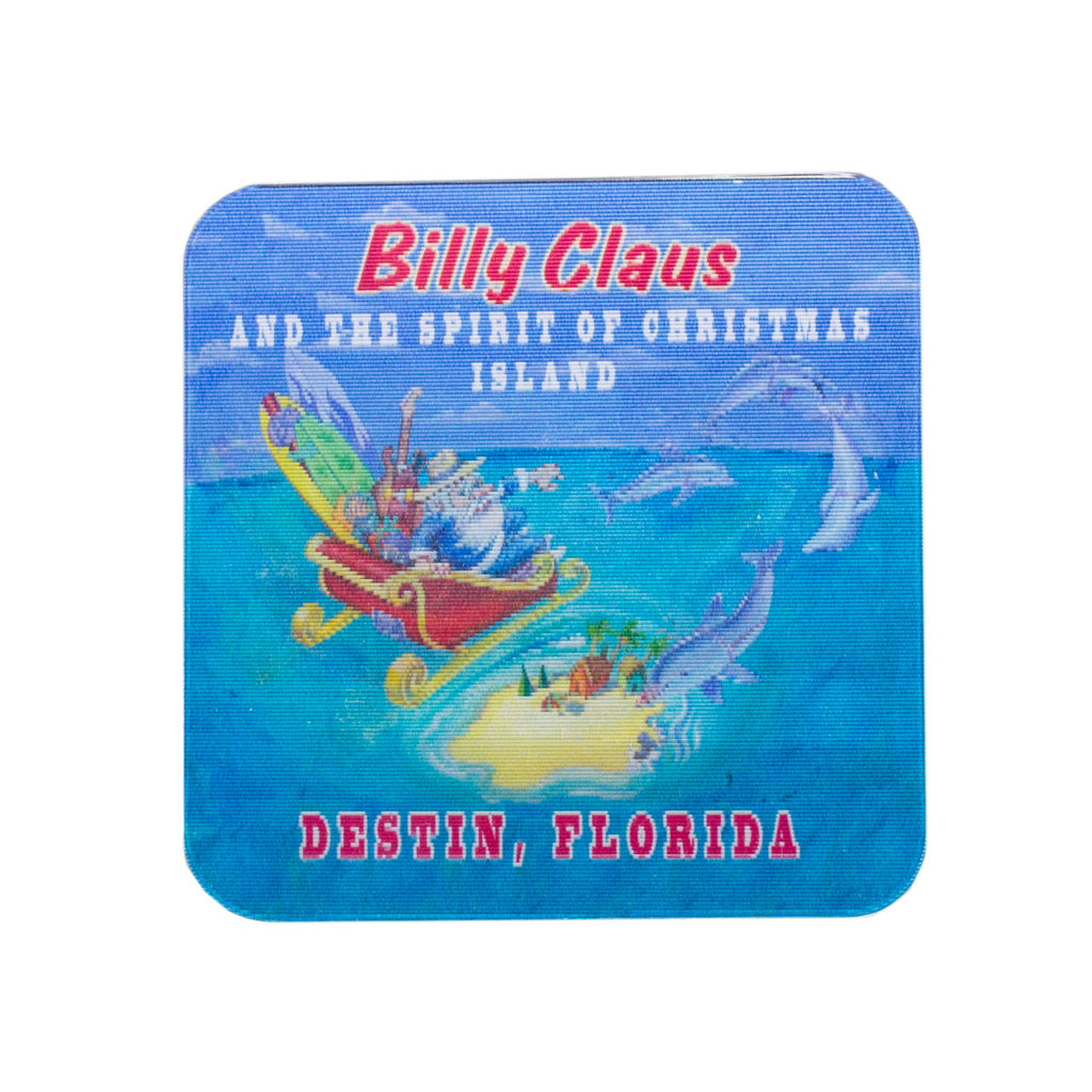 Billy Claus Magnet