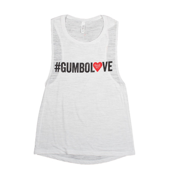 #Gumbolove Muscle Tank