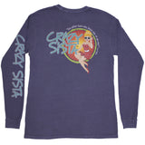Crazy Sista Pocket Long Sleeve