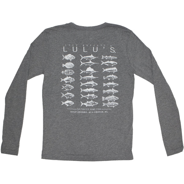 Saltwater Game Long Sleeve