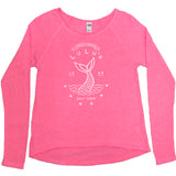 Youth Mermaid Tail Raglan
