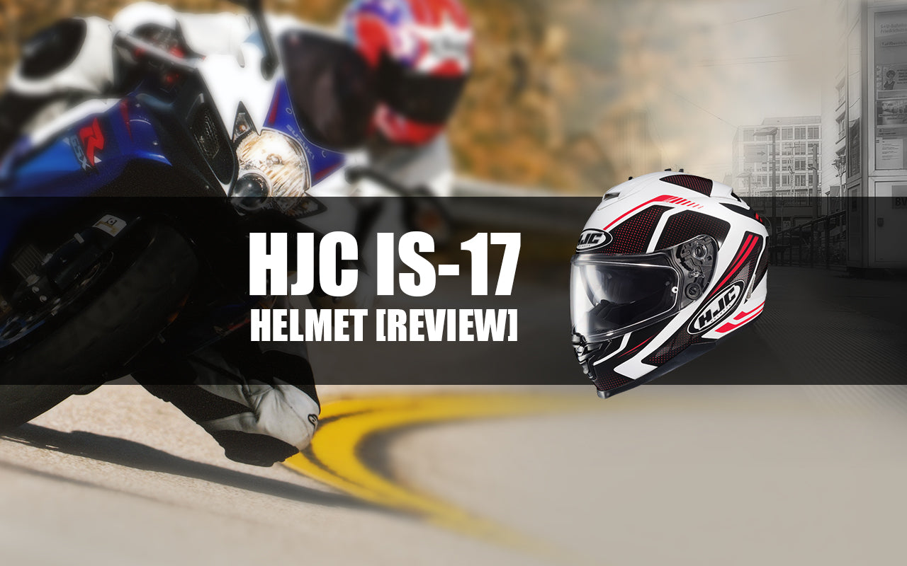 HJC IS-17 Helmet [Review]