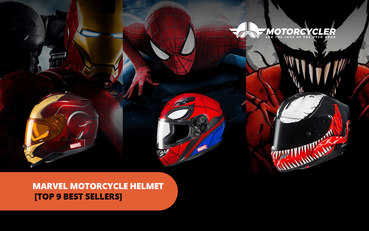 Marvel Motorcycle Helmets - Top 9 Best Sellers of Marvel Motorcycle Helmets