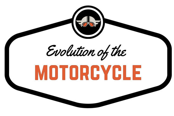 Motorcycle Evolution [Infographic]