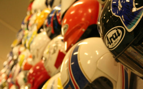 key manufacturers in the motorcycle helmet industry