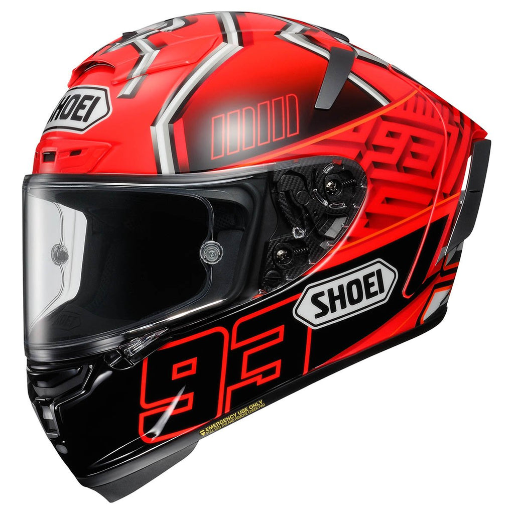 Shoei X-14 MARQUEZ 4 Full Face Helmet