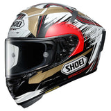 Shoei X-14 MARQUEZ MOTEGI 2 Full Face Helmet