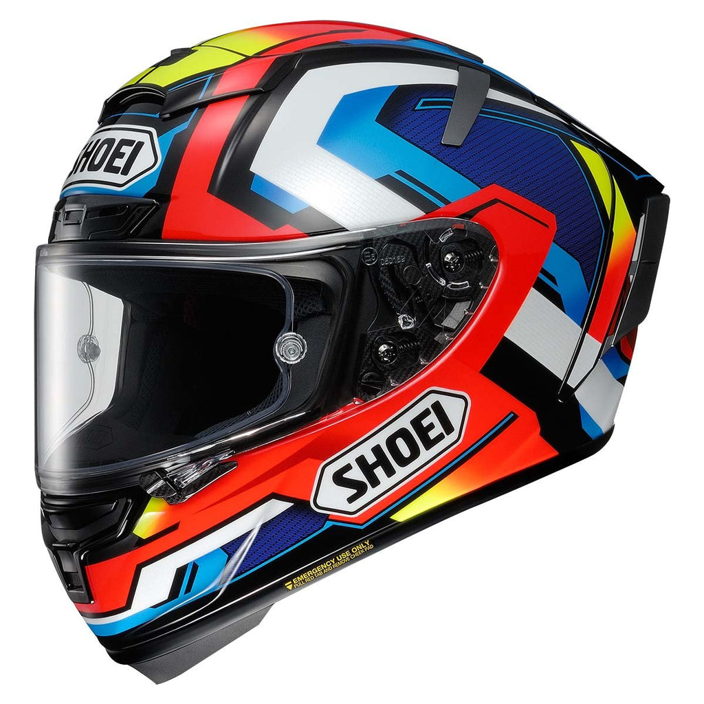 Shoei X-14 BRINK Full Face Helmet