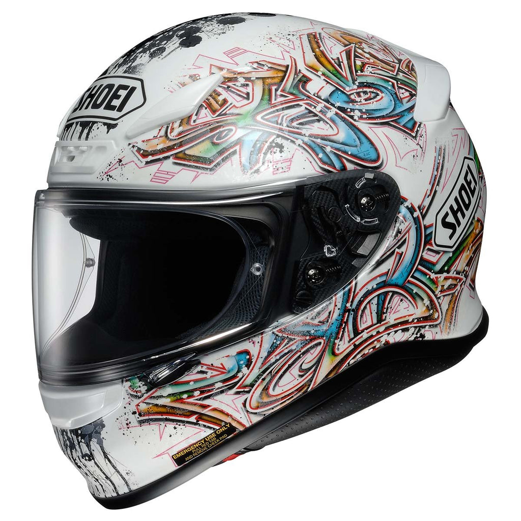 Shoei RF-1200 GRAFFITI Full Face Helmet