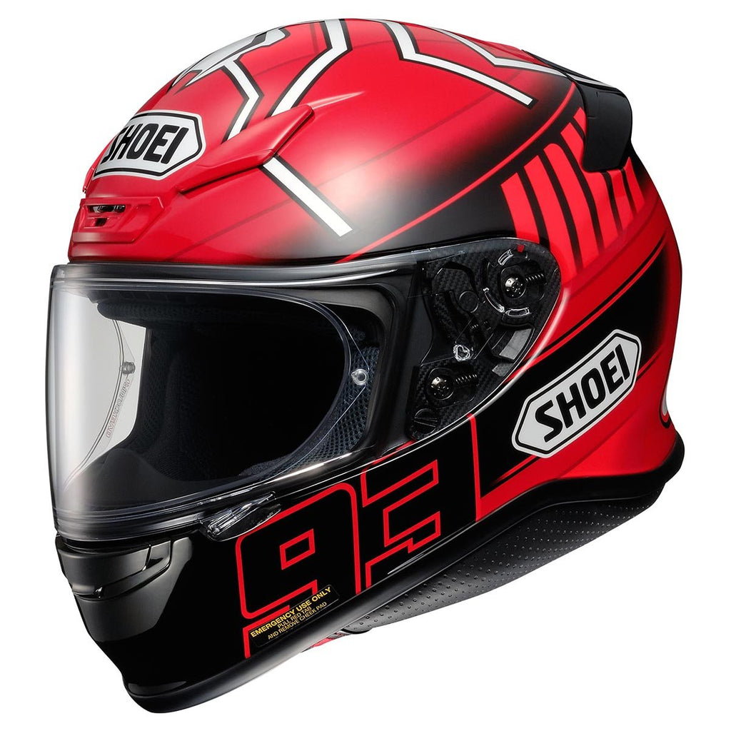 Shoei RF-1200 MARQUEZ 3 Full Face Helmet