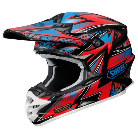 Shoei VFX-W MAELSTROM Off Road Helmet