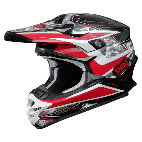 Shoei VFX-W TURMOIL Off Road Helmet