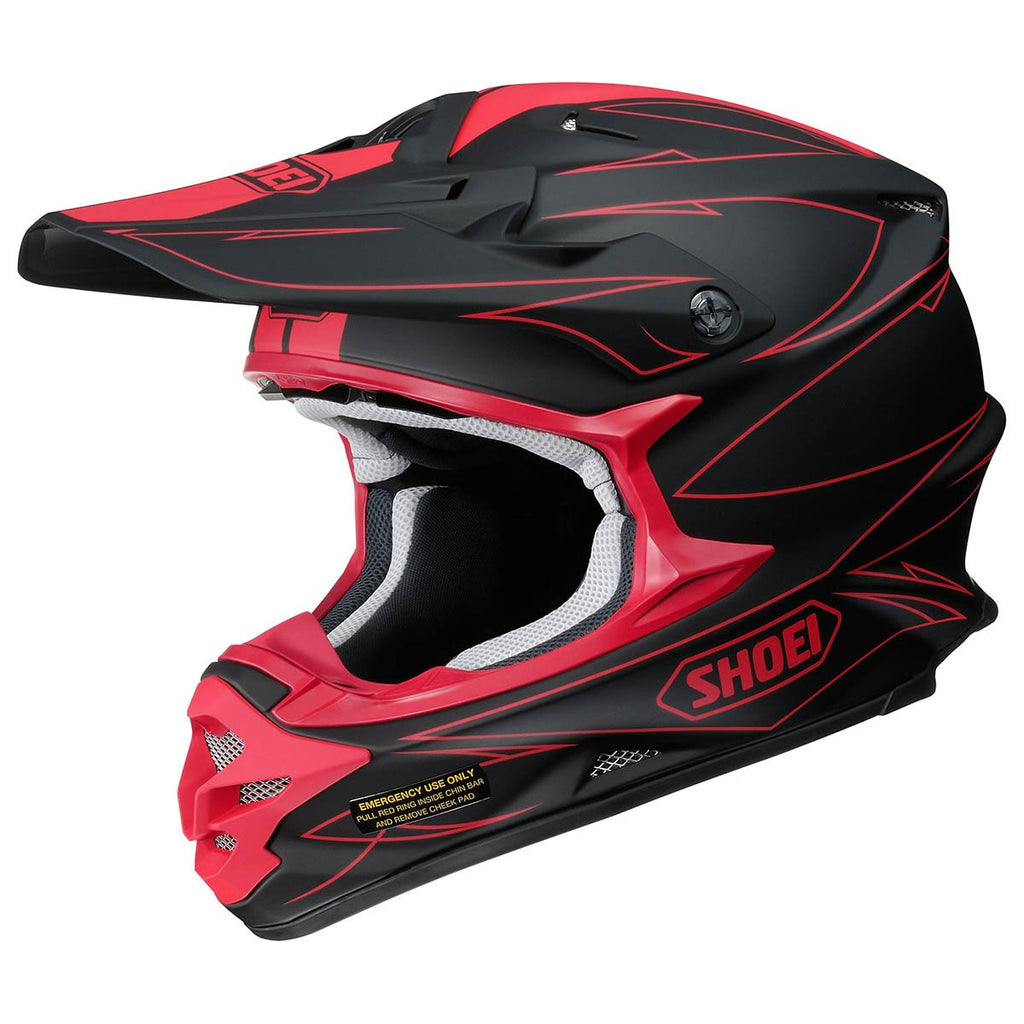 Shoei VFX-W HECTIC Off Road Helmet