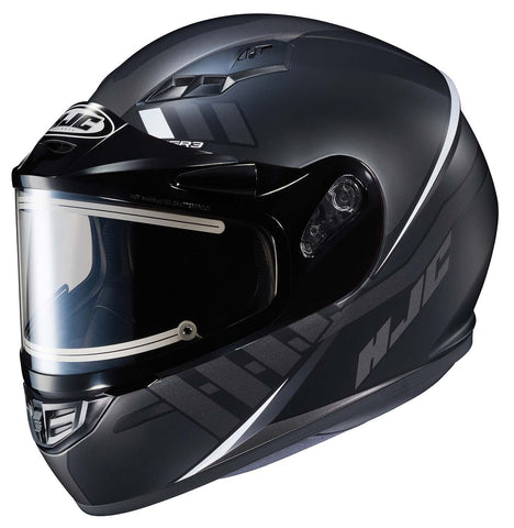 HJC Helmets CS-R3SN Space Framed Electric Full-Face Snow Helmet