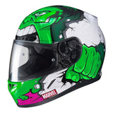 HJC Marvel CL-17 Hulk Full Face Helmet