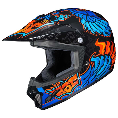 HJC CL-XY 2 Eye Fly Off Road Helmet