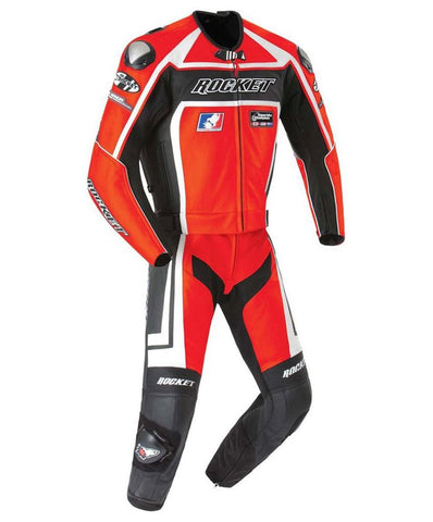 Joe Rocket Speedmaster 6.0 One Piece Leather Race Suit