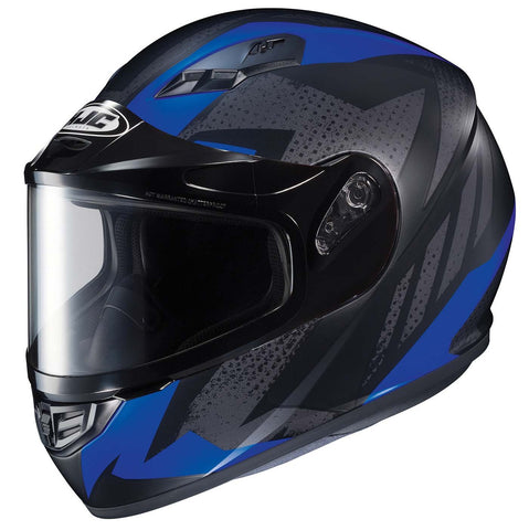 HJC Helmets CS-R3 Treague Framed Dual Lens Full-Face Snow Helmet