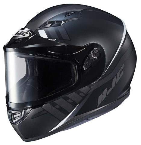 HJC Helmets CS-R3SN Space Framed Dual Lens Full-Face Snow Helmet
