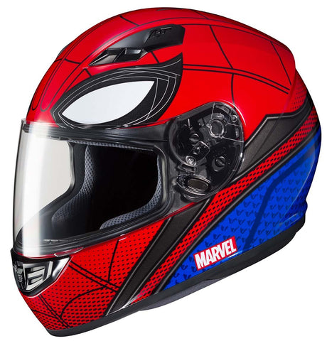 HJC Helmets CS-R3 Spider-Man Homecoming Full-Face Street Helmet