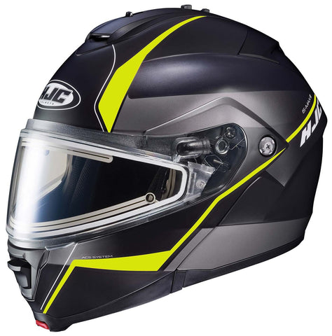 HJC Helmets IS-MAX 2 Mine Frameless Electric Modular Snow Helmet