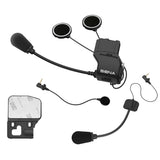 Sena 20S Universal Helmet Clamp Kit with Microphones