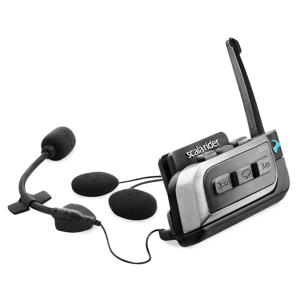 Cardo Scala Rider G9X Powerset Bluetooth Headset