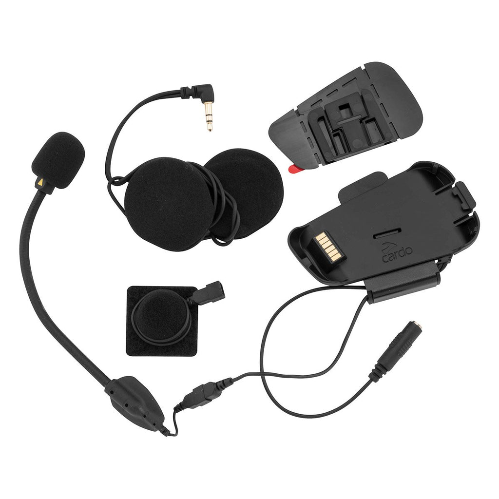 Cardo Scala Rider Packtalk/ Smartpack Audio & Microphone Kit