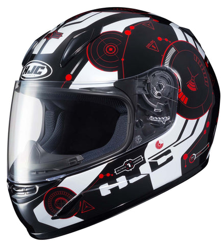 HJC Helmets CL-Y Simitic Full-Face Youth Street Helmet