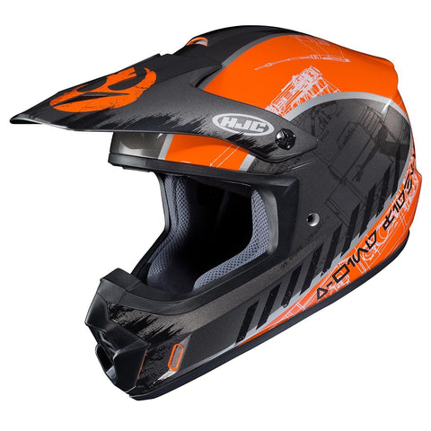 HJC CS-MXII Rebel X-Wing Motocross Helmet