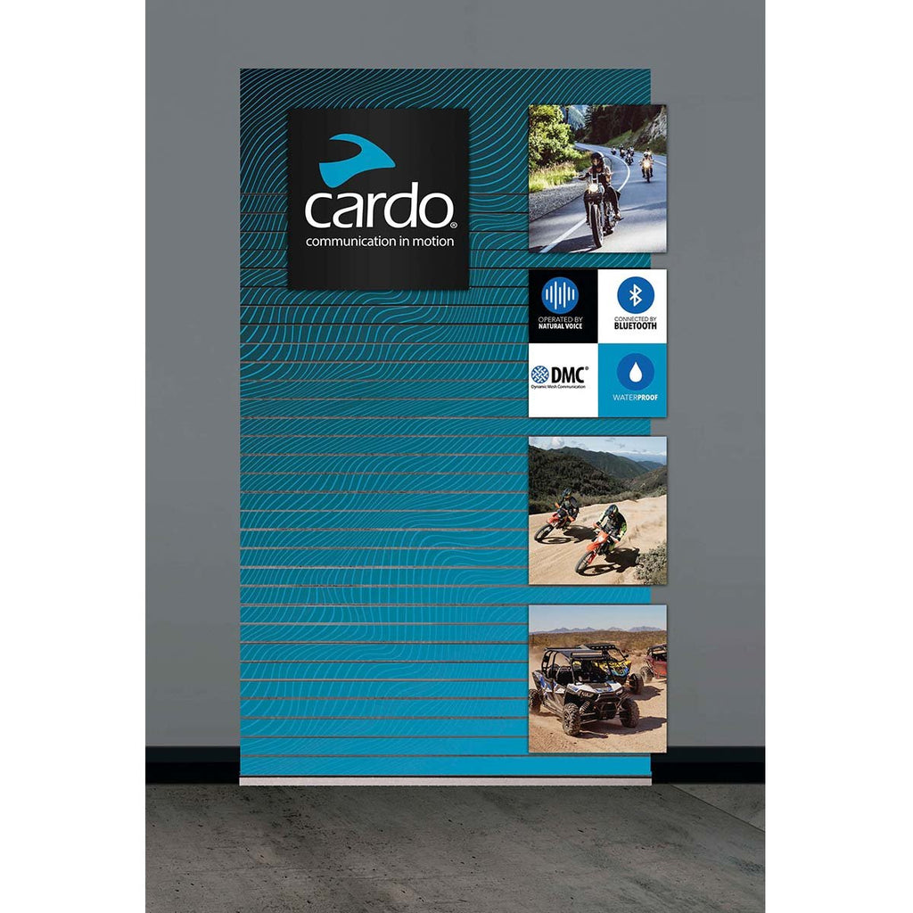 Cardo Scala Rider BIB Wall KIT